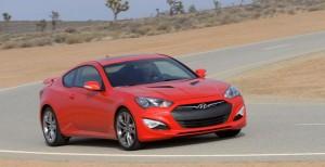 Hyundai Genesis Coupe 2015 - более высокий класс!