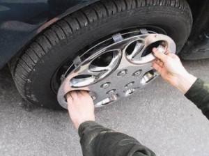 Выбираем колпаки для колес
