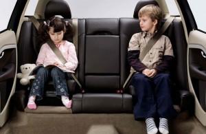 Ремень безопасности для детей - главное средство безопасности