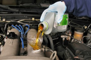 Синтетические моторные масла для транспорта коммерческого типа