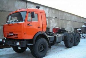 Вездеход КамАЗ-43118