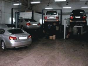 Обслуживание и ремонт автомобилей Лексус и Тойота