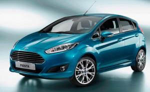 Обзор автомобиля Ford Fiesta 2013