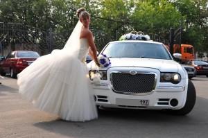 Как подобрать автомобиль на свадьбу?