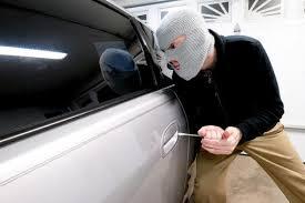 Самые угоняемые машины в Перми за первый квартал 2014 года