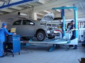 Кузовной ремонт иномарок