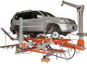 Особенности кузовного ремонта авто