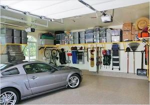 Обустройство собственного гаража