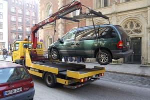 Все об эвакуации автомобиля