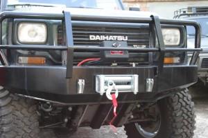 Тюнинг джипов, автомобильная лебедка, электрическая лебедка и другие аксессуары для внедорожников