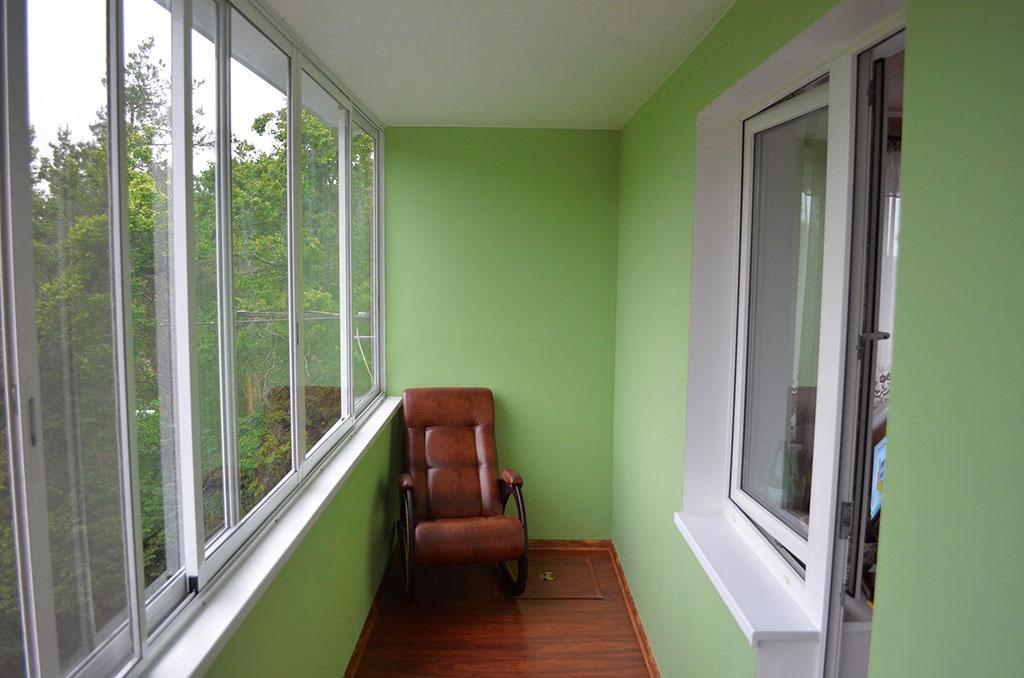 Внутренняя отделка балкона фото своими руками 9