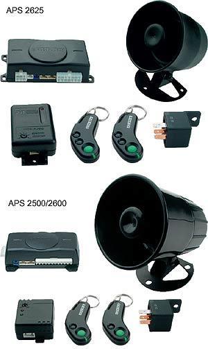 Автосигнализация sheriff aps zx 2500.