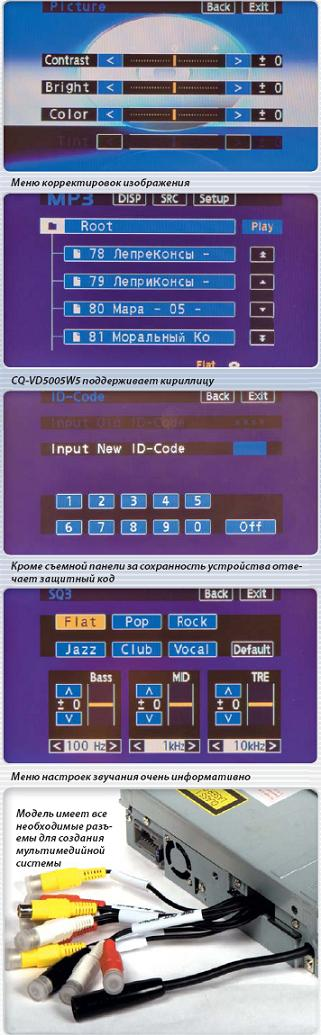 устройств Panasonic.