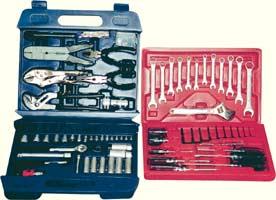 Тест наборов инструментов